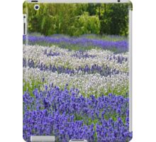 Lavender Farm iPad Case/Skin