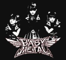 BABYMETAL by EwwGerms