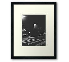 Walt Disney Framed Print