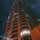 US Bank tower by Santamariaa