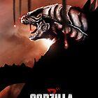 Godzilla by CrosbyDesign
