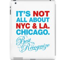 Best Recognize (v3) iPad Case/Skin