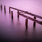 The Old Jetty by Keith G. Hawley