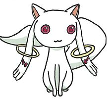 Kyubey! by Tom Brewster