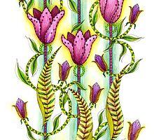 Tulip Carousel by tangledpeacock
