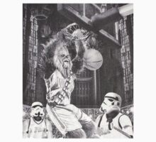 Wookie Slam Dunk by Bragginwrites