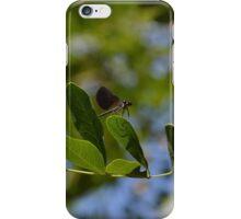157 - libellula iPhone Case/Skin