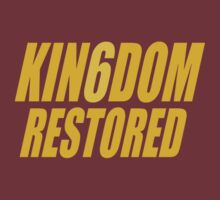 Kingdom Restored by Paducah