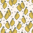 Lovely Lemons by Andrea Lauren by Andrea Lauren