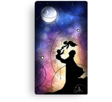 Daddy Darth Canvas Print