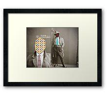 Fiori Guiseppe Framed Print