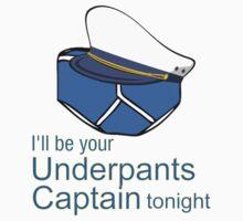 Underpants Captain by kayllisti