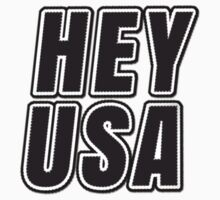 HEY USA by DailyJohnLock
