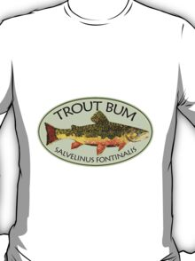 Trout Fishing T-Shirt