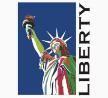 Liberty by denip