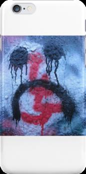 Graffiti Face by Sadster9000