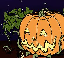It's the Great Pumpkin! by Jayne Whitaker