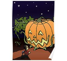 It's the Great Pumpkin! Poster