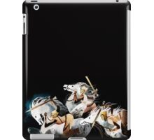 Three warriors iPad Case/Skin