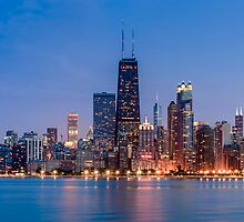 Chicago Waterfront by Radek Hofman