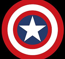 Captain America Shield by carmichaelleah