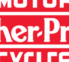 Fisher Price Motor Cycles Sticker