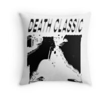 Death Classic Throw Pillow