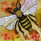 Flight of the Bumblebee V by Lynnette Shelley