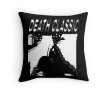 Death Classic (-Death Grips) Throw Pillow