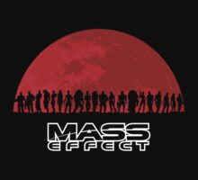 Mass Effect by mayumiku