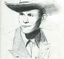 Hank Williams by Christopher Colletta