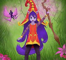 Lulu - League of Legends by tururushop