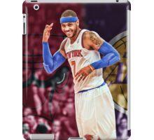 Carmelo Anthony Designs iPad Case/Skin