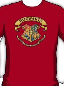 Harry Potter Hogwarts Case T-Shirt