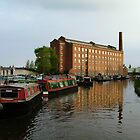 Clarence Mill.......Macclesfield Canal.......!  by Roy  Massicks