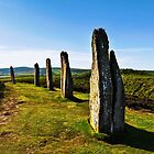 Ring of Brodgar by ClaireBear