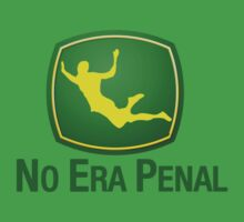 No Era Penal MX 2014 - Green/Yellow by noerapenal