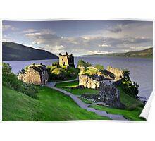 Urquart Castle  Poster