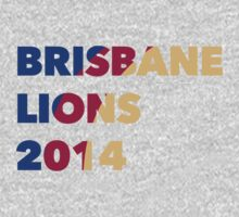 Brisbane Lions for the wooden spoon 2014? by everysaturday