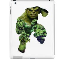 Hulk Mash-up  iPad Case/Skin