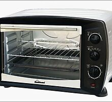 Oven Toaster Griller by anjleena