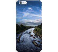 Blue Sky Blue Water iPhone Case/Skin
