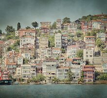 Little Houses in Istanbul by Kadwell