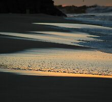 Beach Dawn by Ross Hipwell
