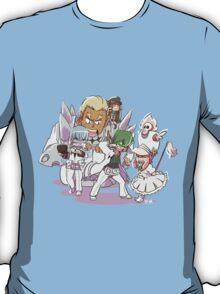 Chibi Elite 4 + Mako T-Shirt