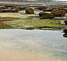 rock pool by Ross Hipwell