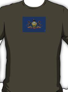 Pennsylvania State Flag T-Shirt