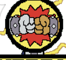 Bonestorm Sticker