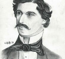 Johann Strauss II by Christopher Colletta