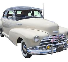 1948 Chevrolet Fleetmaster Antique Car by KWJphotoart